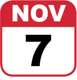 November 7th