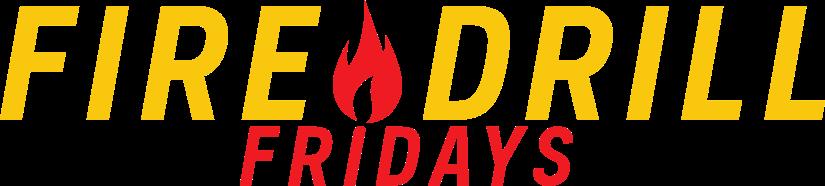 Fire Drill Fridays logo